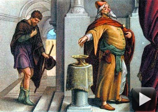 Virtuoso Se Julga Fariseu